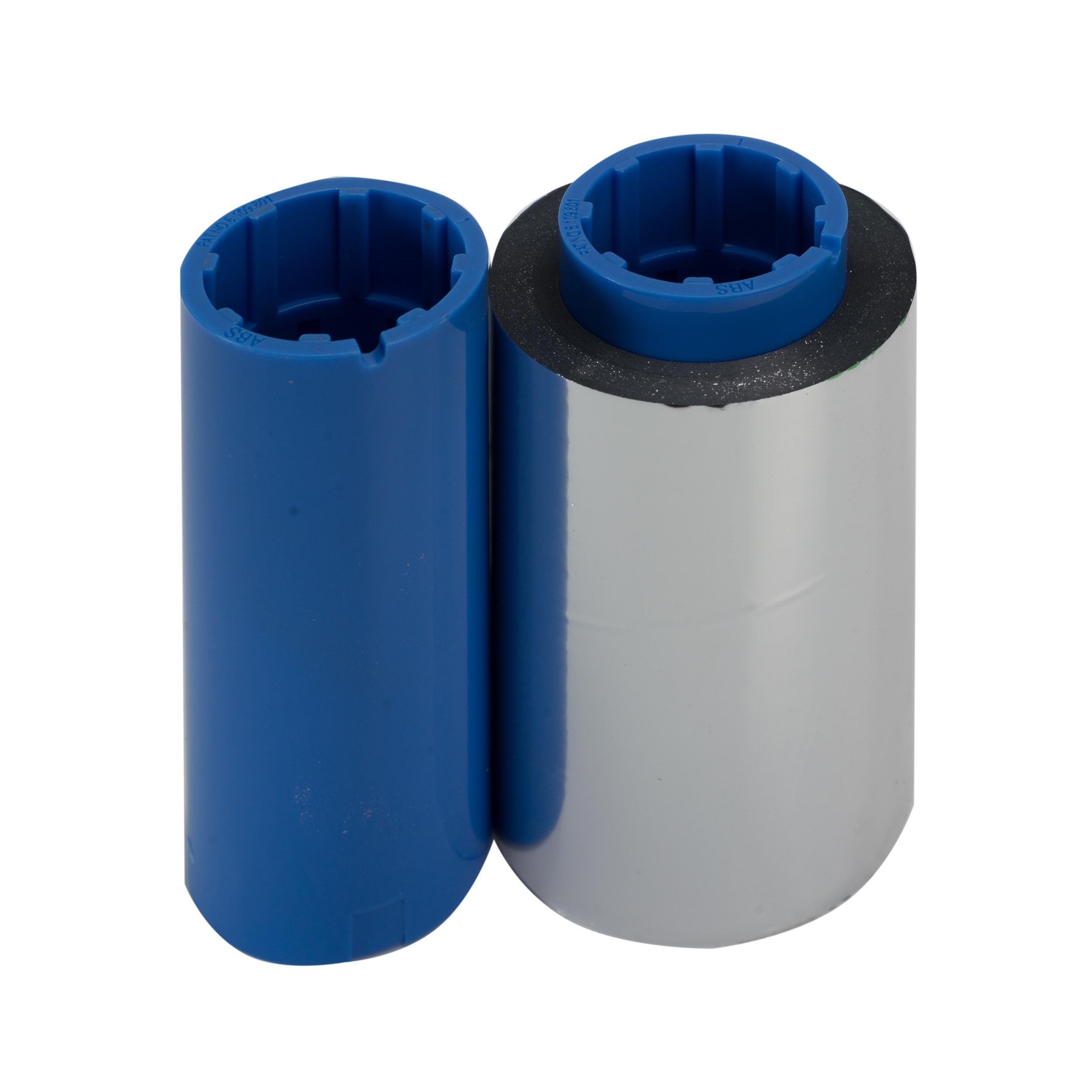 Серебряная лента совместимая с принтером Zebra 800015-107 silver Compatible ribbon