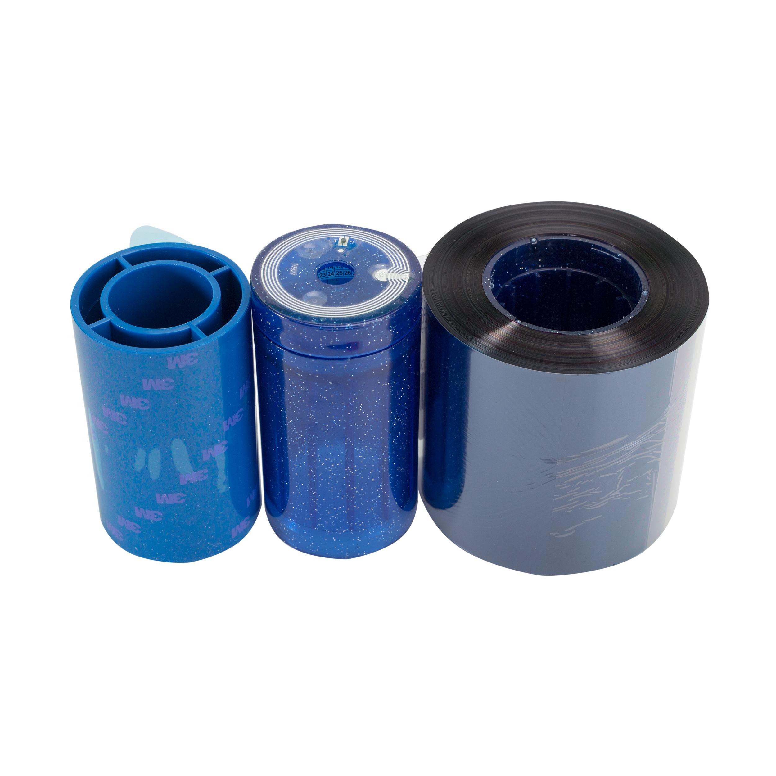 Цветная лента совместимая с принтером Datacard 534000-003 YMCKT Compatible ribbon