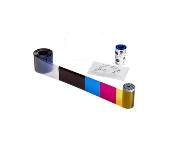Цветная лента совместимая с принтером Datacard 535000-004 YMCKT
