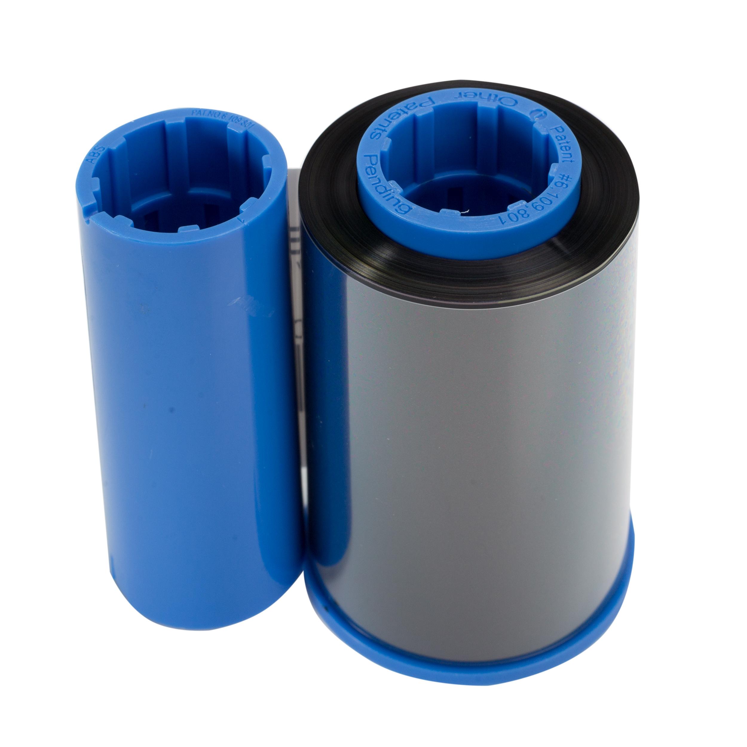 Цветная лента совместимая с принтером Zebra 800015-440 YMCKO