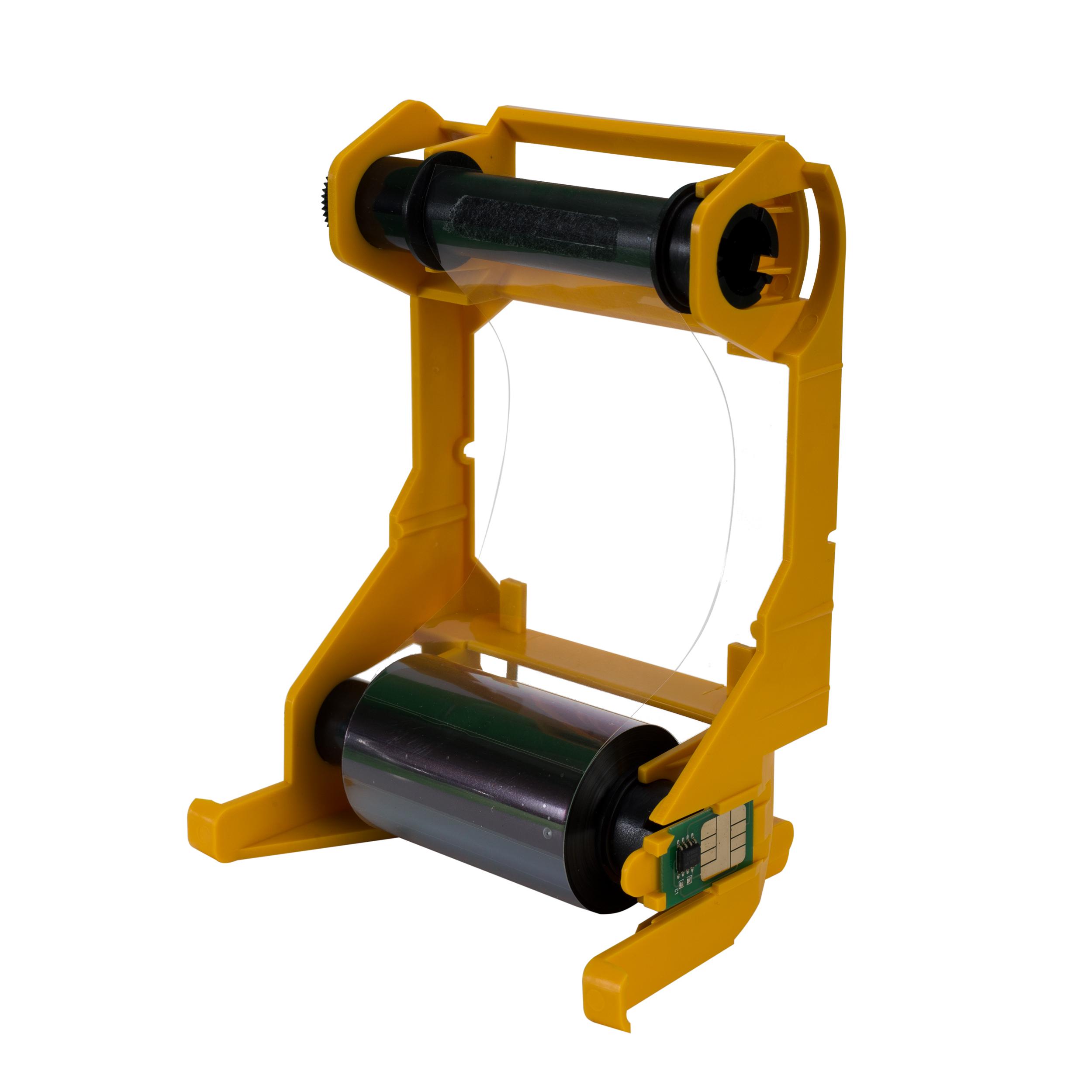 Кольорова стрічка сумісна з принтером Zebra 800033-840 YMCKO Compatible ribbon