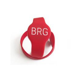 Chip-UA | Берный бесконтактный водонепроницаемый цельносиликоновый RFID–браслет с чипом Em-Marine