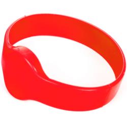 Картинка товара, бесконтактный цельносиликоновый водонепроницаемый RFID–браслет с чипом HID ProxCard 2