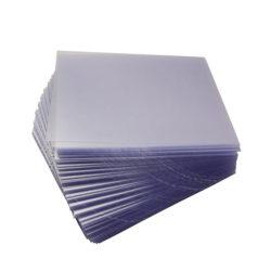Ламінат з клейовим шаром (0,08 мм) формату А4, прозорий