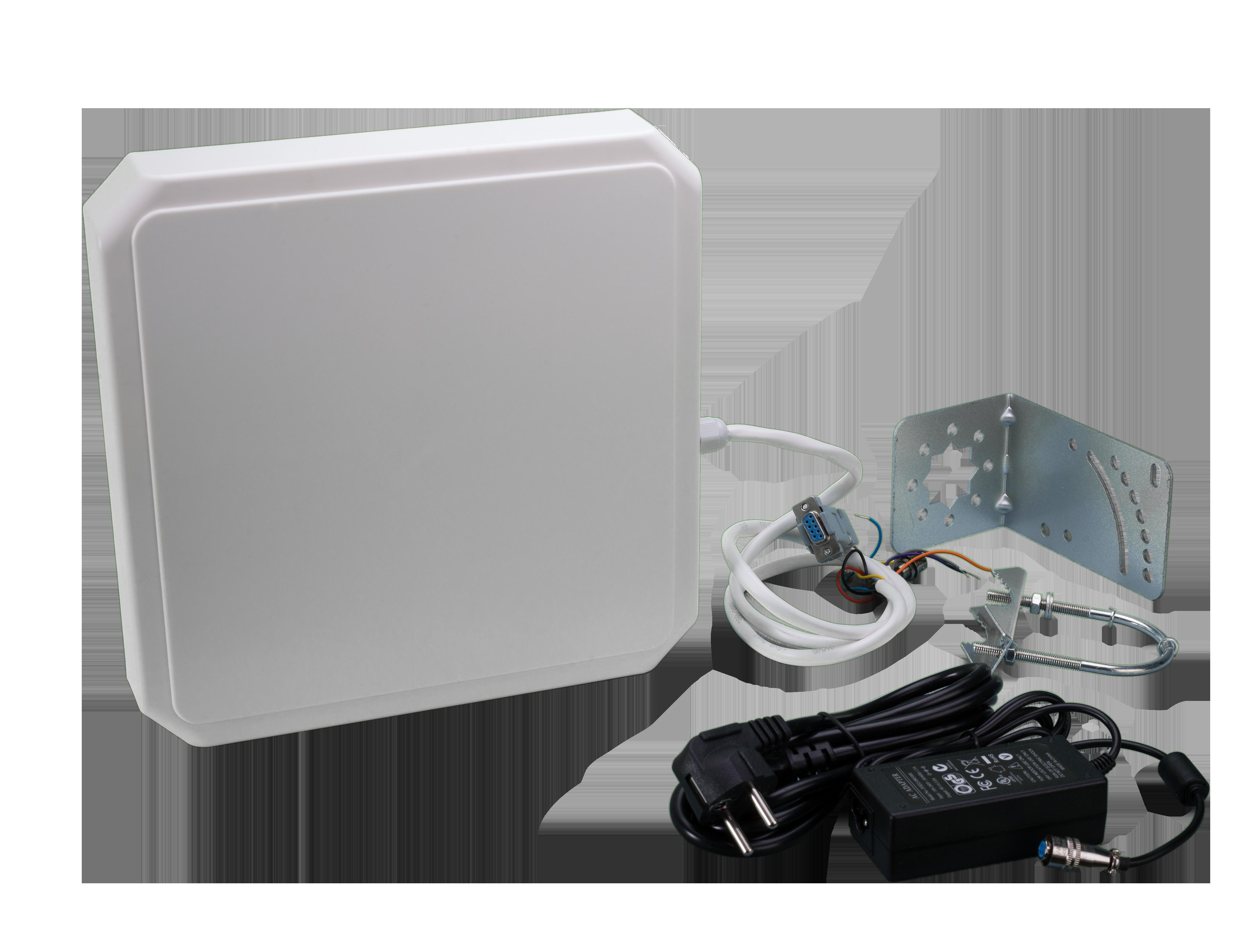 Интегрированный считыватель RFID меток большого радиуса действия UHF RFID NT-5109