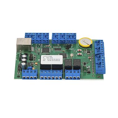 Сетевой контроллер доступа ITV U-Prox IP400