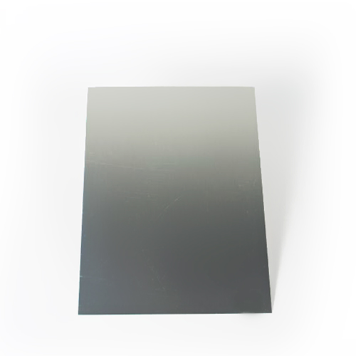 Chip-UA | Металлическая мелкозернистая матовая пластина формата А4