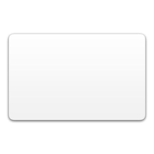 Chip-UA | Бесконтактная пластиковая RFID-карта для прямой печати с чипом Mifare 1K