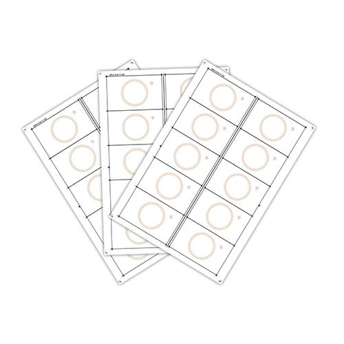 Chip-UA | Сырье для производства бесконтактных пластиковых RFID-карт с чипом Em-Marine