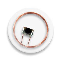 Chip-UA | Бесконтактный RFID-диск для металлических поверхностей с чипом Em-Marine